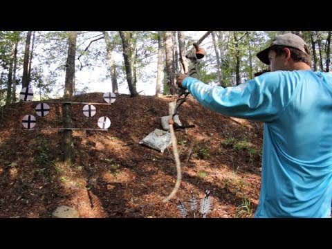how to make this diy archery target