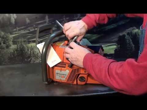 3 The chainsaw guy shop talk Repair stripped sparkplug hole Husqvarna 372 XP