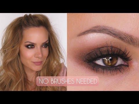 No Brushes Needed! Nudestix Tinted Blur & Cream Shadows | Shonagh Scott | ShowMe MakeUp