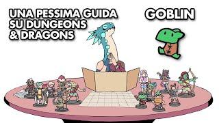 Una Pessima Guida Su D&D [5a Edizione] - GOBLIN - JoCat ITA