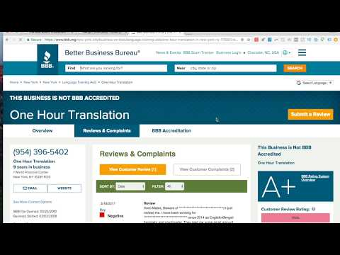 How to Find Good Translation Companies