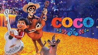 Coco (from Disney/Pixar), the Storybook.