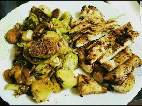 Chicken Breast *Cast Iron Grill Pan*