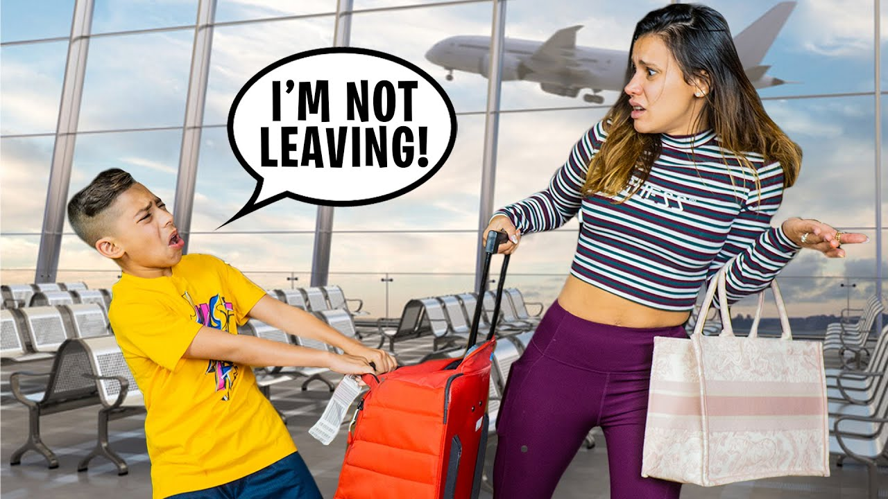Ferran REFUSES To Go BACK HOME! (BIG PROBLEM)   The Royalty Family