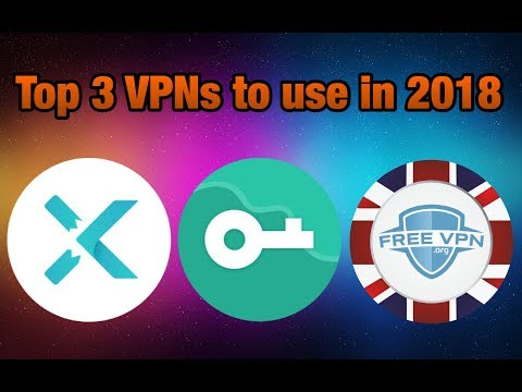 Top 3 VPNs To Use In 2018 - FT Benzz