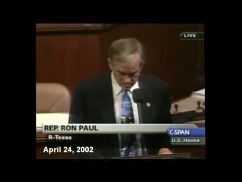 Ron Paul - Predictions in Due Time (Original)