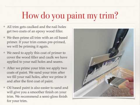 Monk's Home Improvements: Painting FAQs