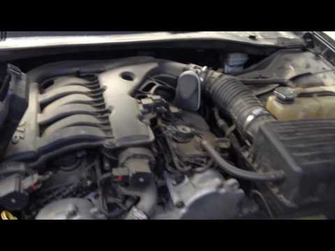07 Chrysler 300 Fuse Box And Battery Location Quick Review Talk