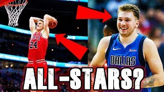 Why These Players COULD Be First Time NBA All-Stars This Season