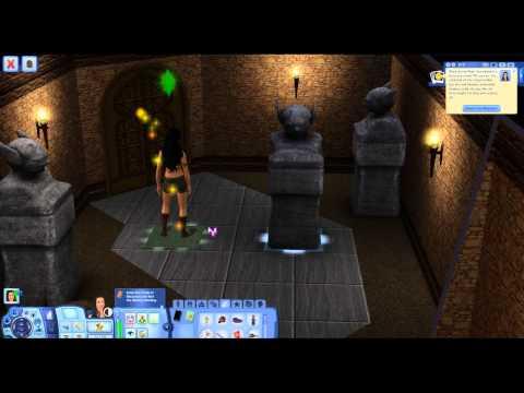 The Sims 3 - Desafio da Ilha Deserta (Ep. 19) - A Tumba da Descoberta