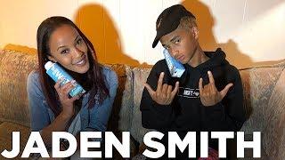 Jaden Smith talks