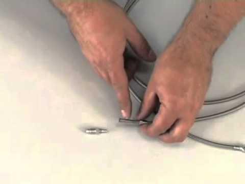 Braided steel hoses for MAGURA disc brakes (2010)