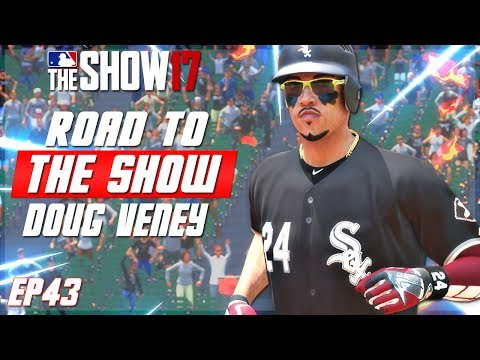 SWINGING FOR THE FENCES & FOR THE MVP!   MLB THE SHOW 17 RTTS   EP 43