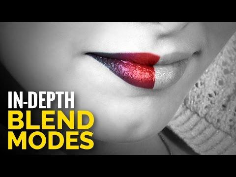 Photoshop Blending Modes Explained