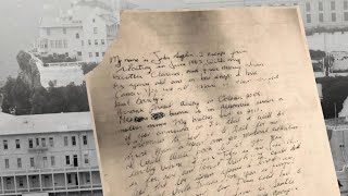 Letter suggests Alcatraz inmates survived infamous escape