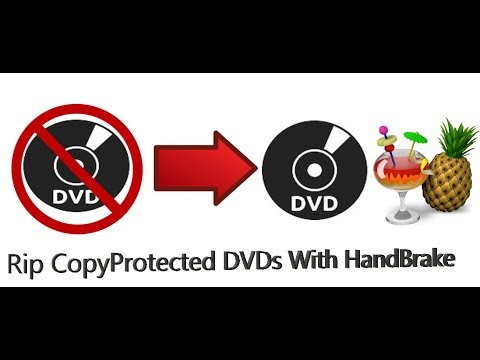 How To Rip Copy-Protected DVDs With Handbrake