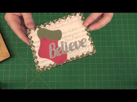 Create Adorable Christmas Tags