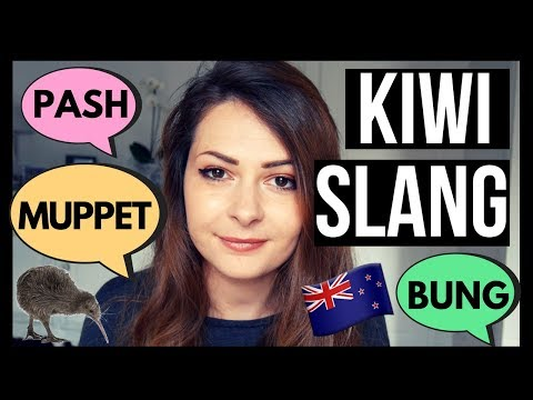 NEW ZEALAND SLANG AND PHRASES (Part 2): The Ultimate Guide | 110 Kiwi Slang Words 🇳🇿