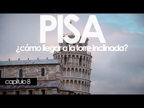 PISA ¿Cómo llegar a la Torre Inclinada? (CAP 8)
