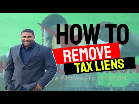How to Remove Tax Liens off your credit Report Part 1