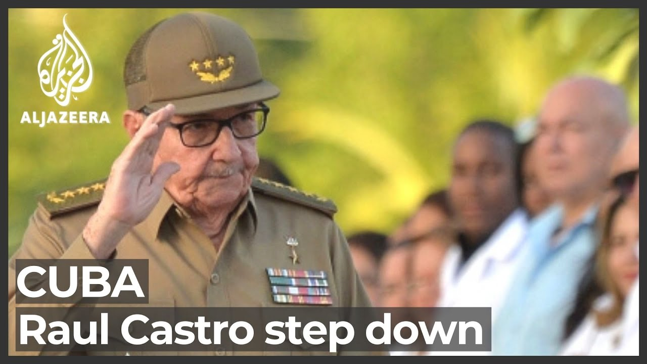 Cuba: Raul Castro to step down as head of Communist Party