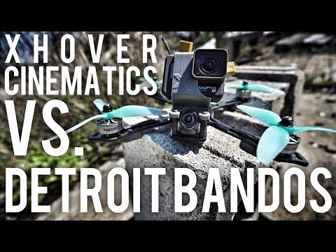 Xhover Cinematic Motors Vs. Detroit Bandos