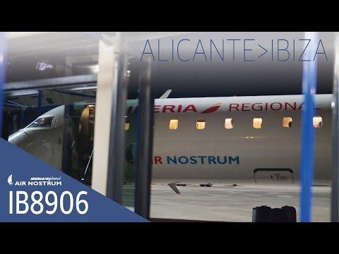 IB8906 Alicante a Ibiza