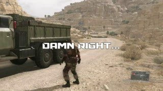 First time playing MGS5