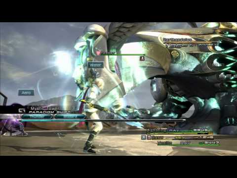 Final Fantasy XIII(PS3)-Playthrough-Part 39- Chapter 11(GRAN PULSE PT.11)