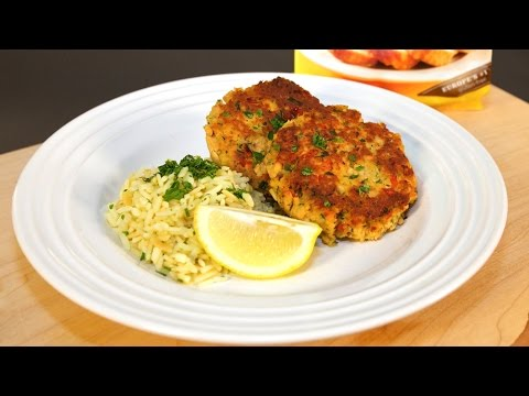 Salmon Cakes - Gluten-Free Recipe - Cooking with Schar feat. Sarah Green
