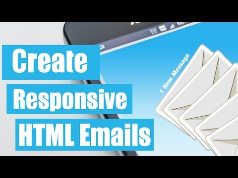 How To Create A Responsive HTML Email Template