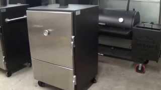 Firing Up My Pitmaker BBQ Safe - Vidly xyz
