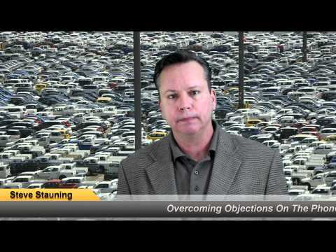 Overcoming Objections: Your Competitor Has A Lower Price