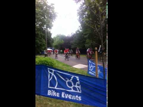 2017 July 16th Sunday - London to Southend bike ride, clip 4