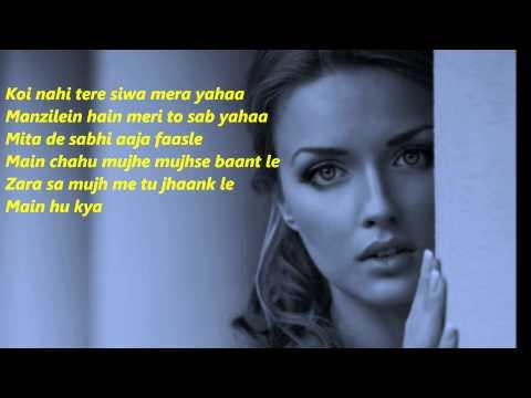 Xxx Mp4 Kabhi Jo Baadal Barse Full Song LYRICS VIDEO Arijit Singh Jackpot 2013 3gp Sex