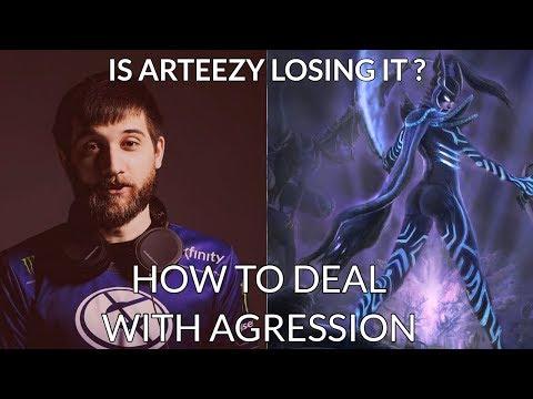 Things I've learned with EG.Arteezy's Phantom Assassin | Tanky PA
