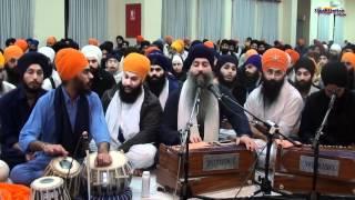 Bhai Harpreet Singh Ji (Toronto) Rainsabai Kirtan Part1 Melbourne Samagam 2012