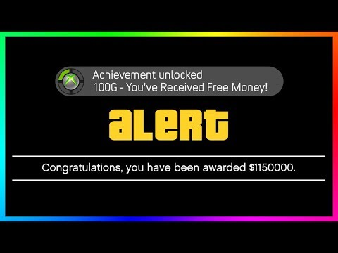 *SHARK CARD GIVEAWAY* FREE Money Is HERE - GTA Online Business DLC Update Awards! (GTA 5 Cash)