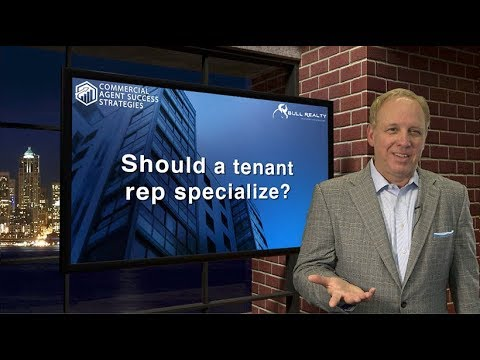 Should a tenant rep specialize?