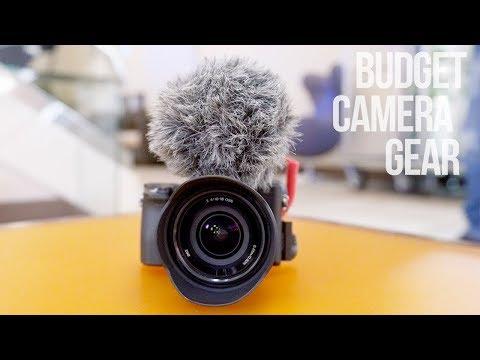 Best Camera Gear Under $50 (YouTuber Edition)