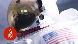 The Seamstress Behind Apollo 11's Spacesuits