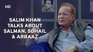 Salim Khan on Salman Khan Marriage | Komal Nahta Aur Ek Kahani | Sohail | Arbaaz | Bollywood Movie