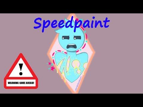 Smooth Move. [Pastel Gore.] Speedpaint.