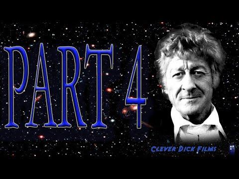 Dr Who Review, Part 4 - The Jon Pertwee Era