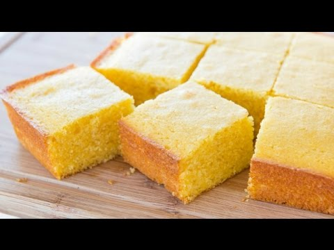 MY FAVORITE *EVER* CORNBREAD - Easy Recipe