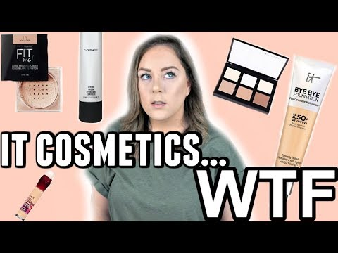 OMG WOW! | FULL FACE FIRST IMPRESSIONS TESTING NEW MAKEUP | MakeupByMegB