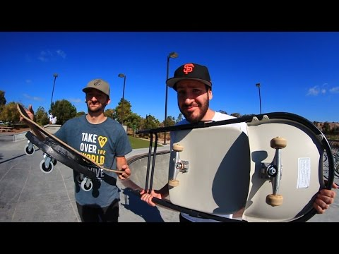 HOME DEPOT SKATE EVERYTHING WARS! | EP 1