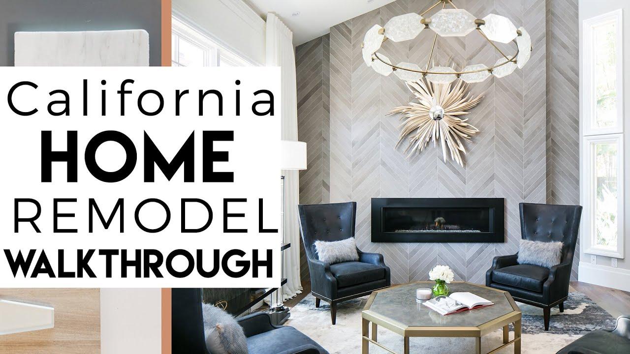 Interior Design | Del Mar Home Remodel!