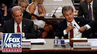 Live: Oversight hearing of FBI, DOJ actions ahead of 2016 election