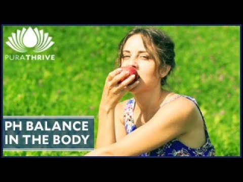 The Truth About pH Balance in the Body: PuraTHRIVE - Thomas DeLauer